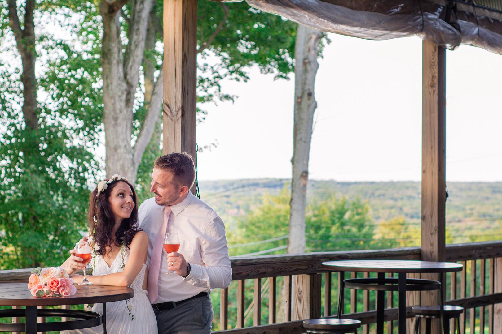 Lodge Barn Wedding