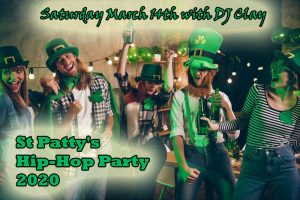 St Patty's Hip-Hop Party